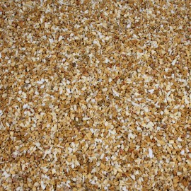 Yellow Sun split geel 10-20 mm 750 kg.